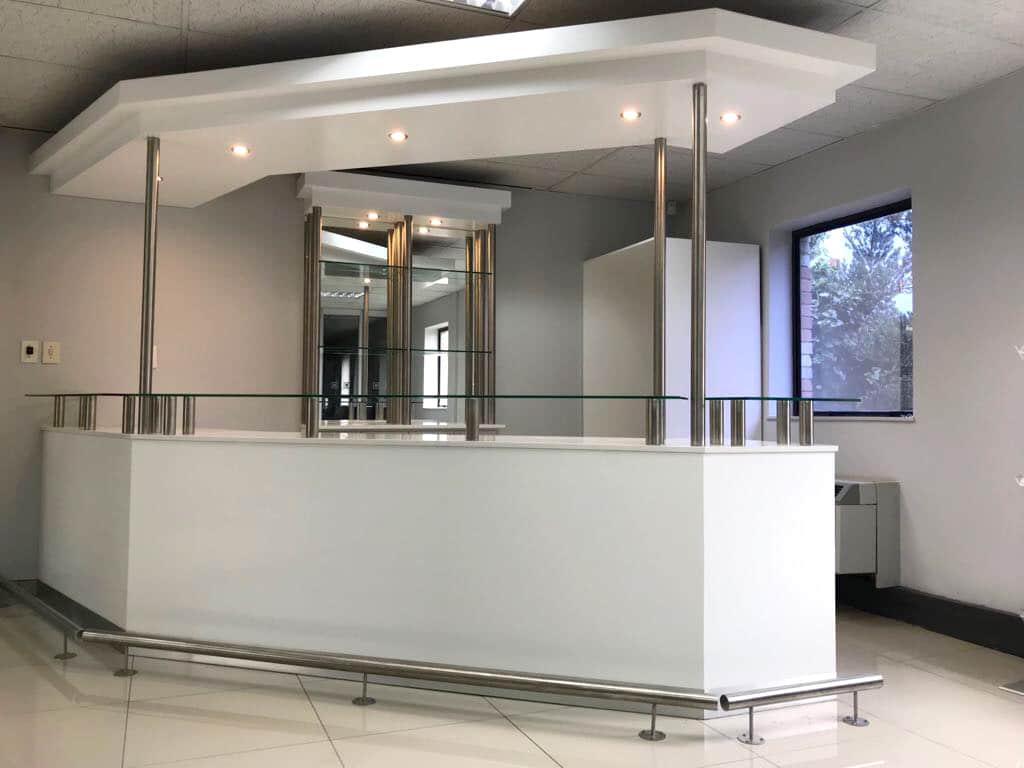 Design Furniture - Bar Counter