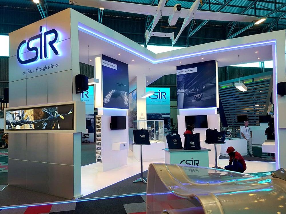 Exhibition Stands - CSIR