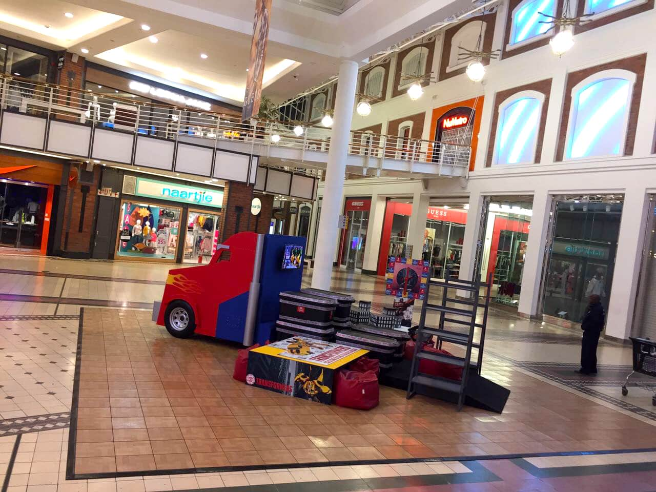 Mall Activations - Transformers