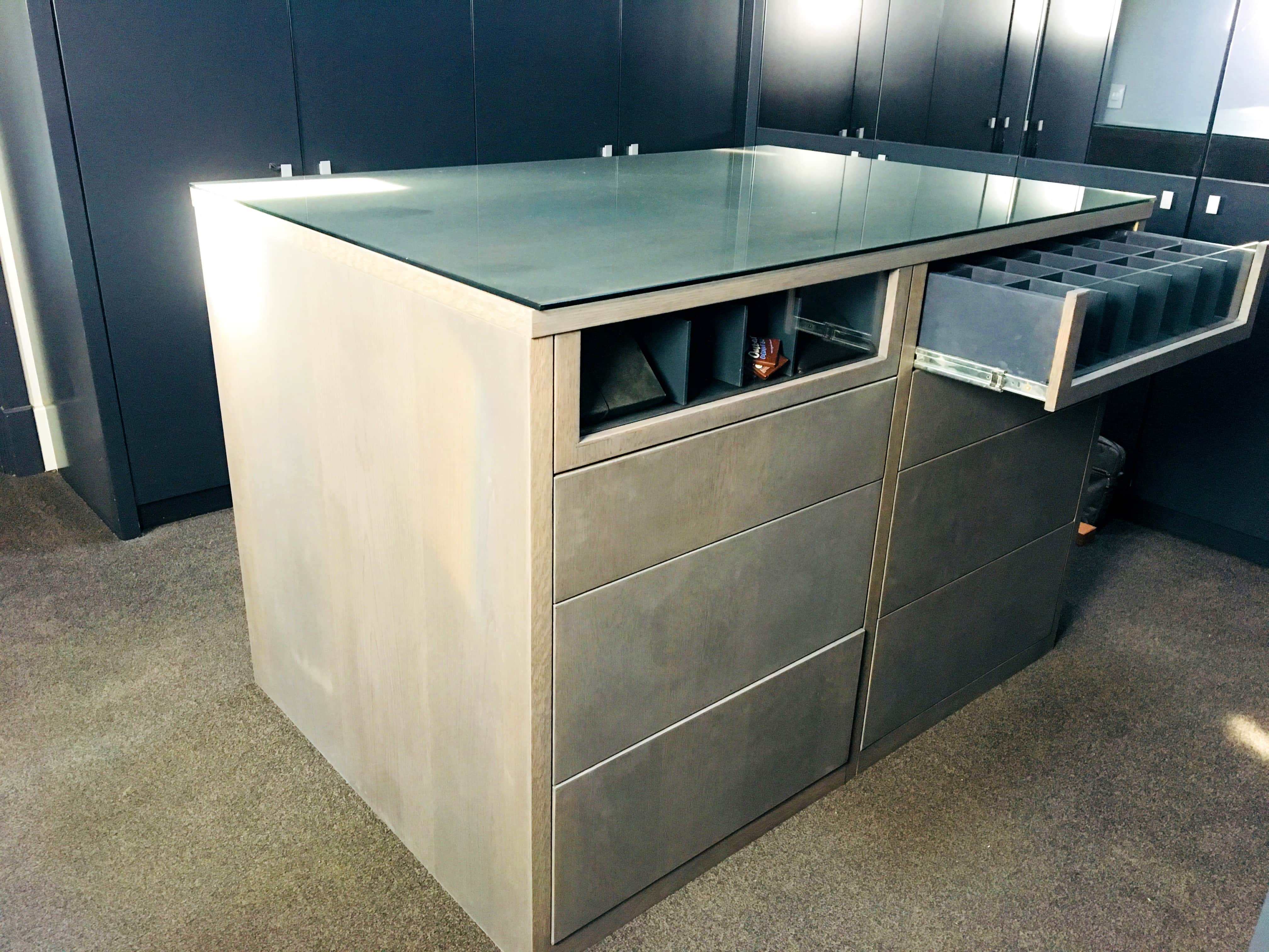Shop Fitting - Drawers
