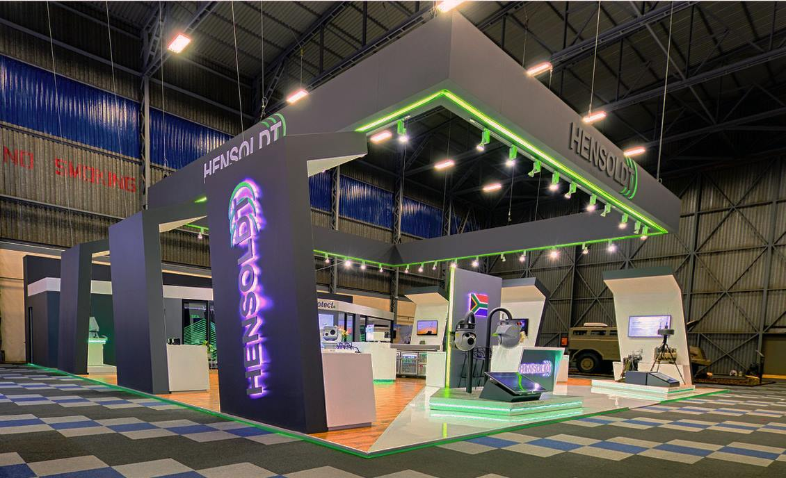 Africa Aerospace and Defence Expo 2018
