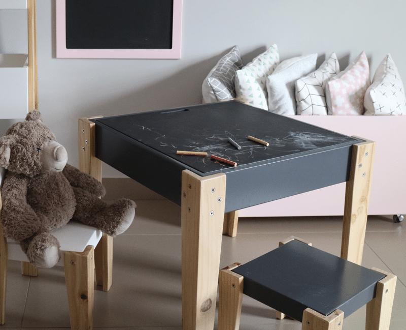 Design Furniture - Childrens Chalk Table