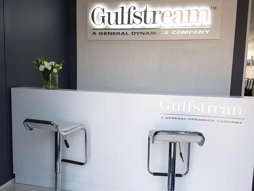 Design Furniture - Gulfstream Counter