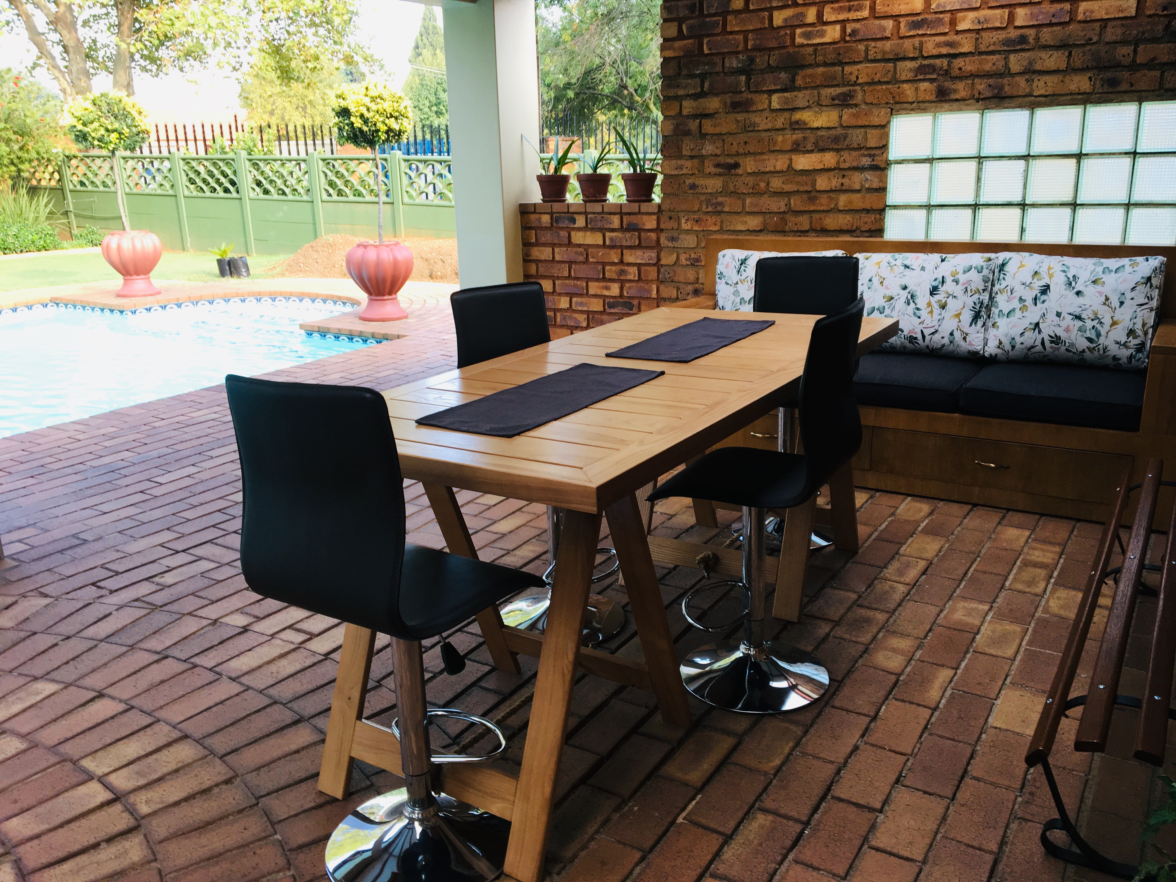 Design Furniture - Outdoor Table
