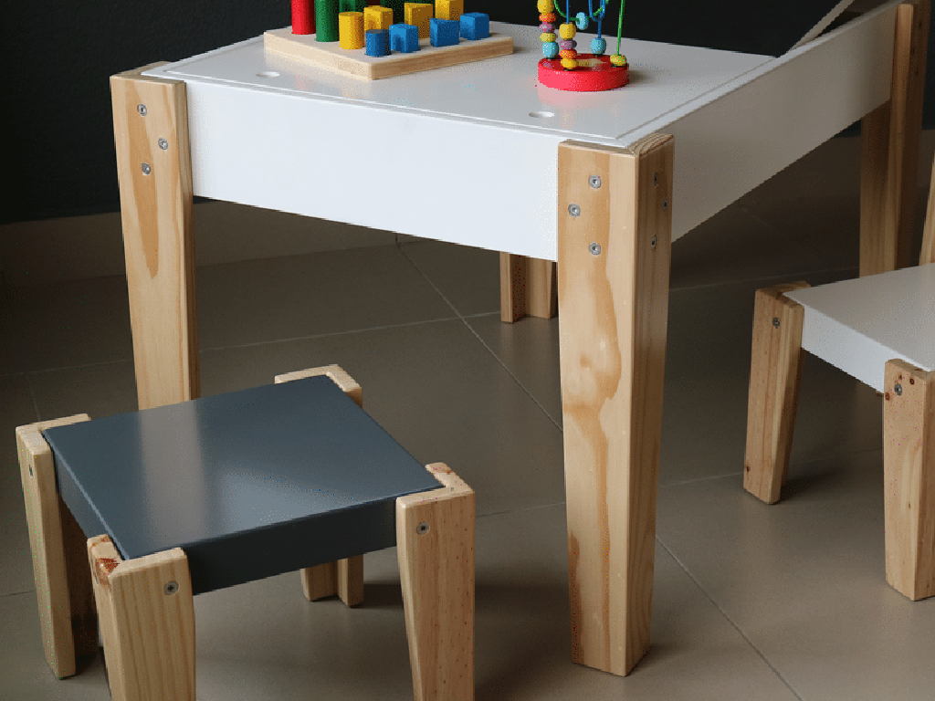 Design Furniture - Stool Combo