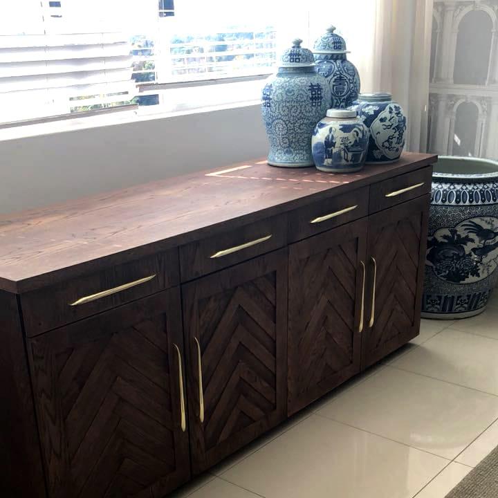Design Furniture - Wooden Caabinet