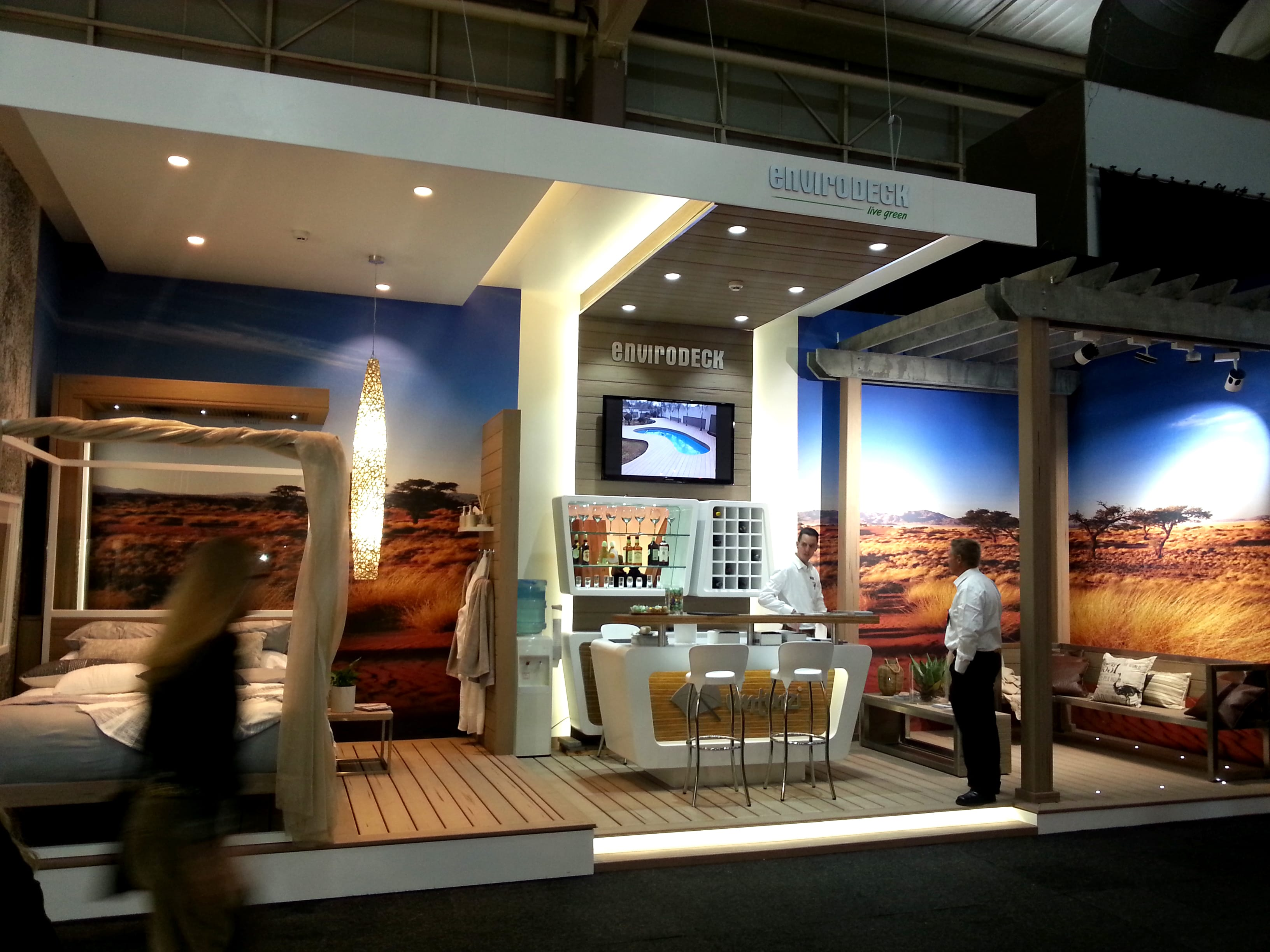 Exhibition Stands - Envirodeck