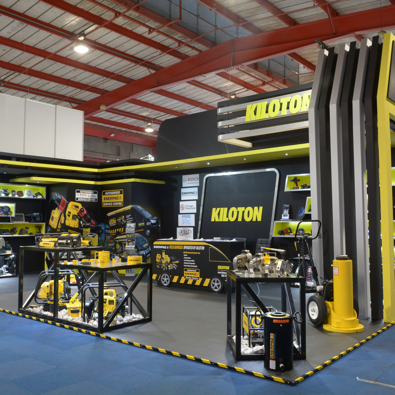 Exhibition Stands - Kiloton