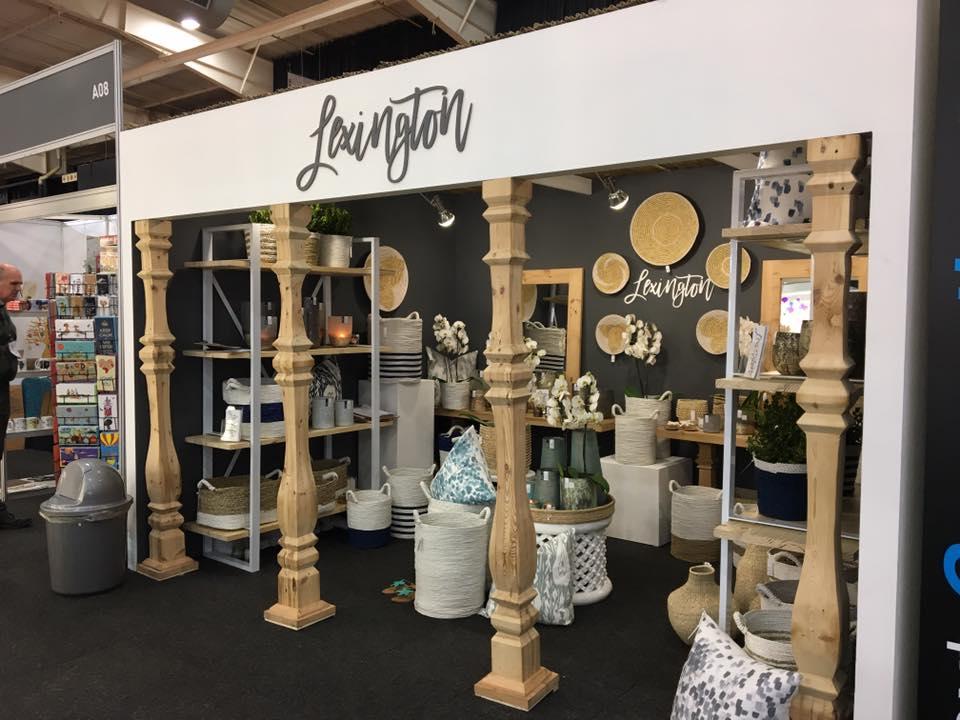 Exhibition Stands - Lexington
