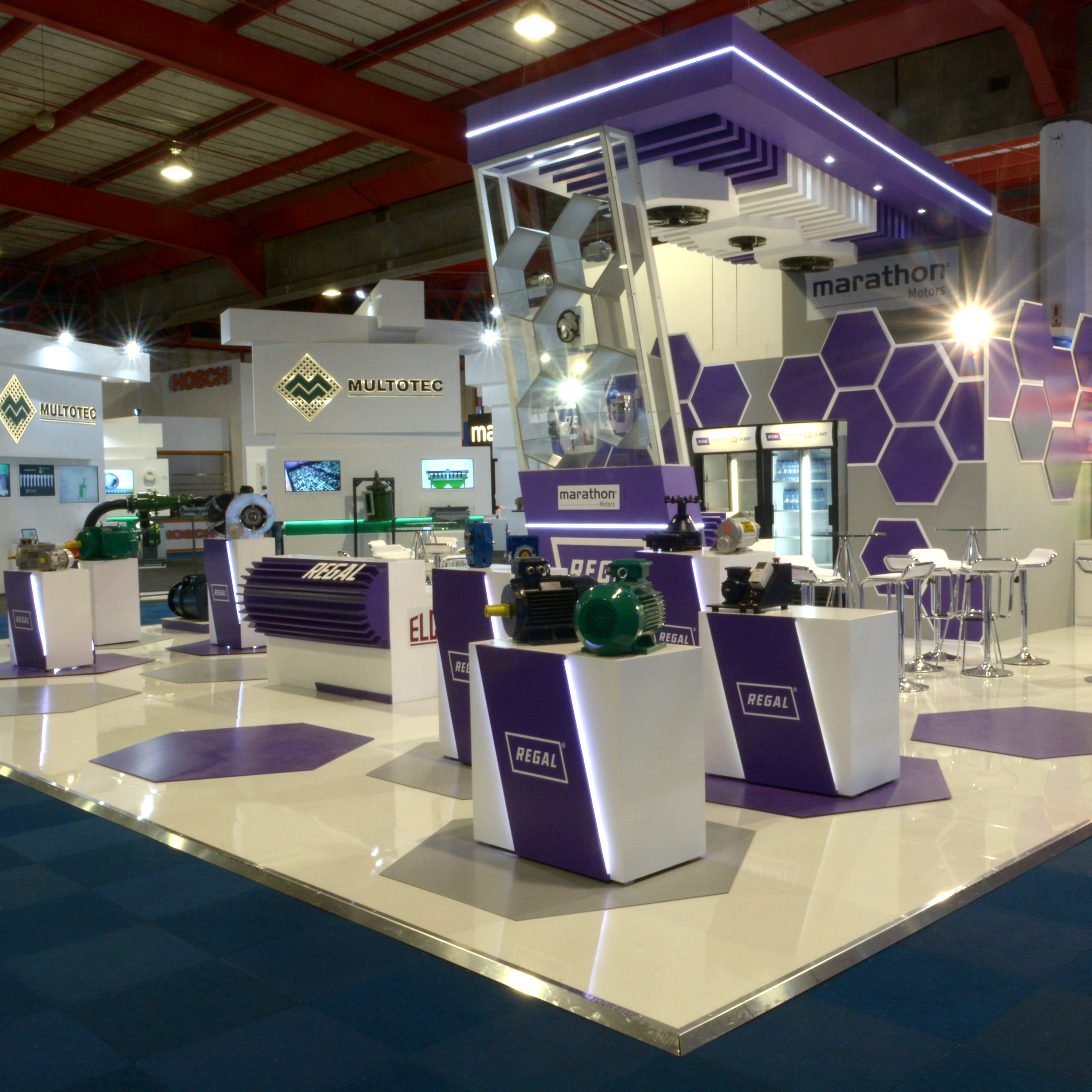 Exhibition Stands - Regal