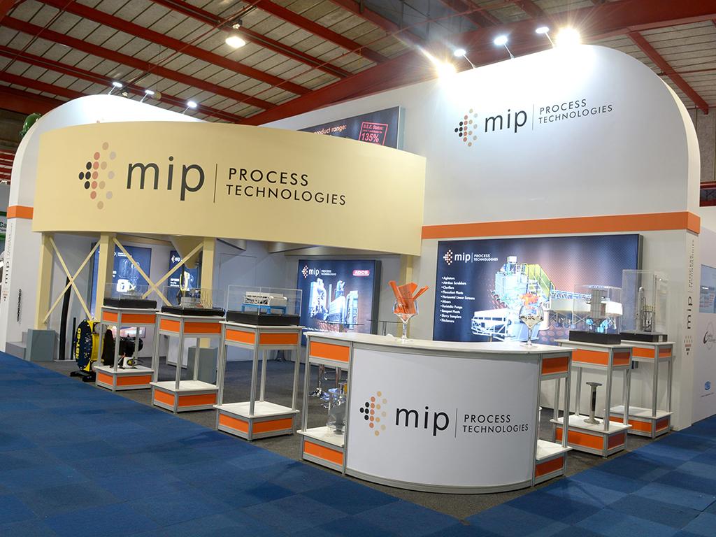 Exhibition Stands - MIP