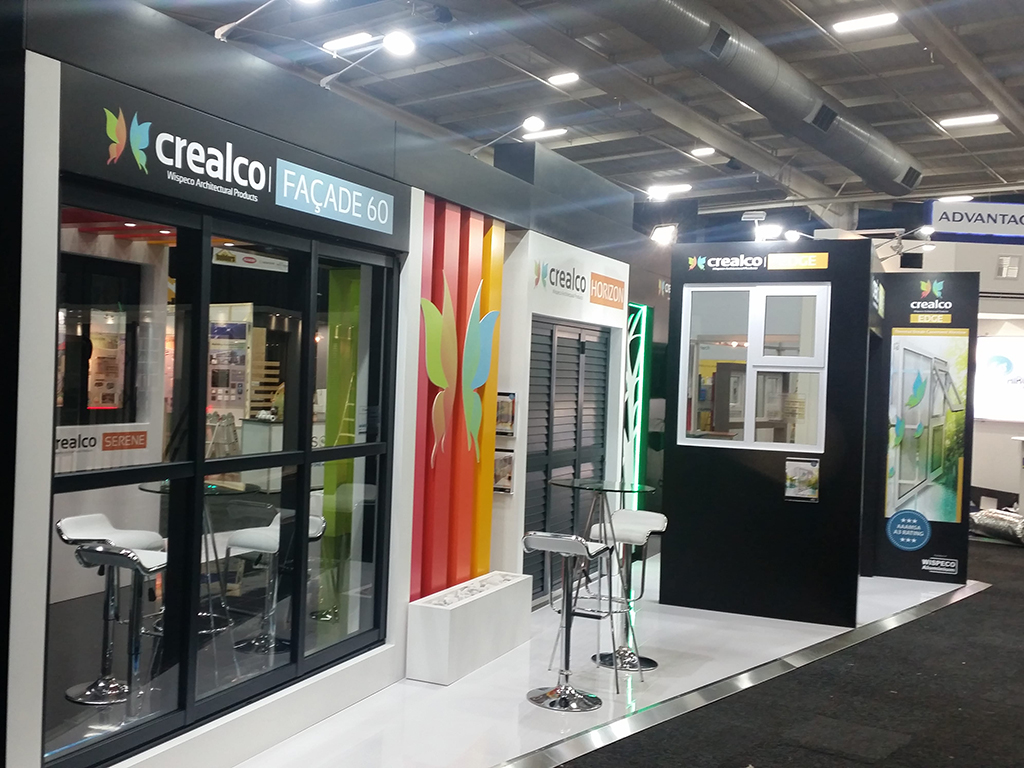 Exhibition Stands - Crealco