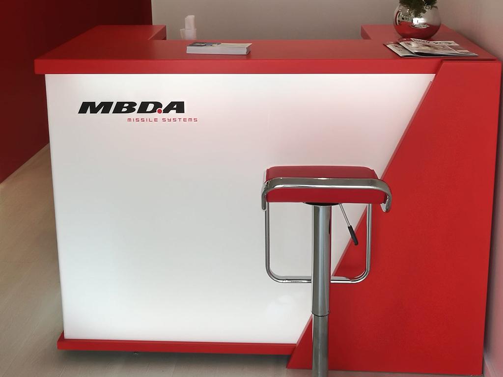 Exhibition Stands - MDBA