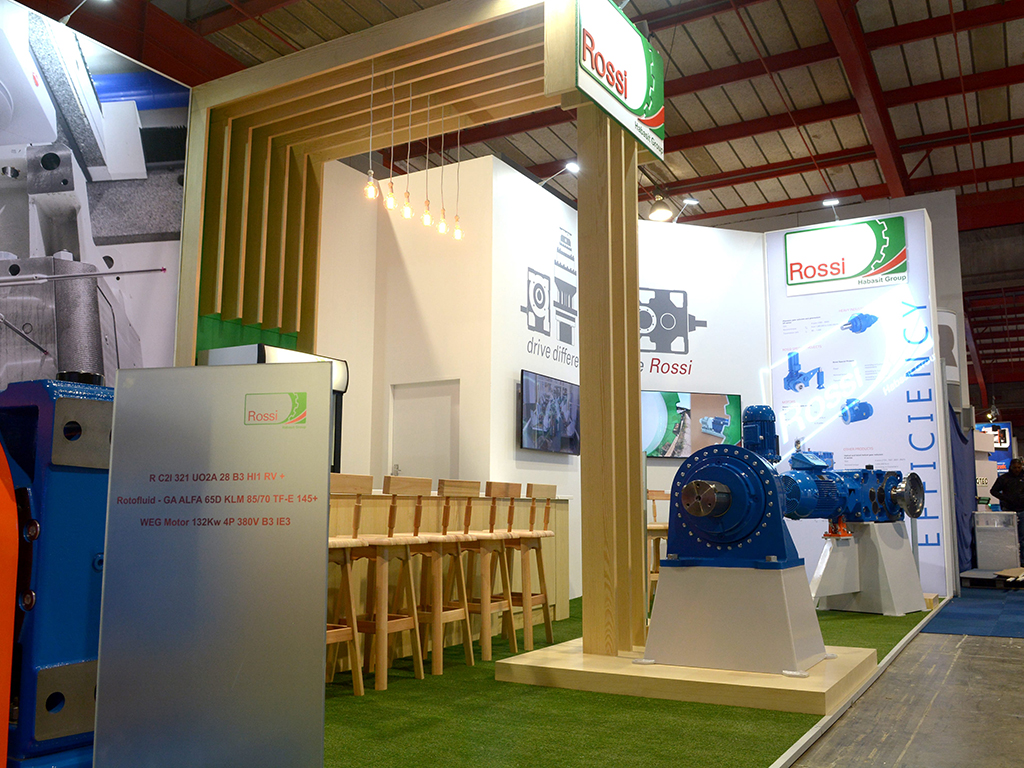 Exhibition Stands - Rossi