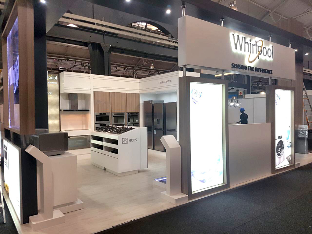 Exhibition Stands - Whirlpool