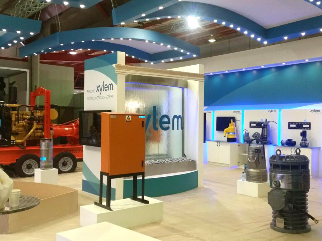 Exhibition Stands - Xylem