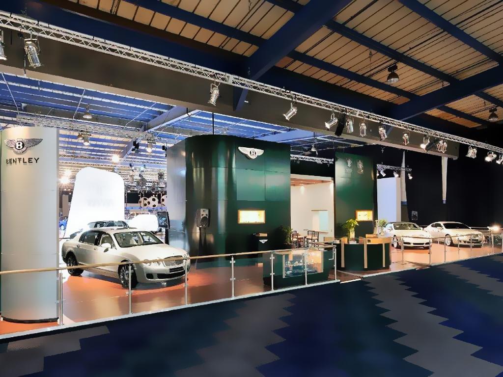 Exhibition Stands - Bentley